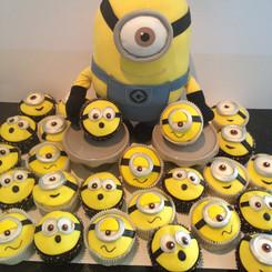 Cupcakes Mi ni on s