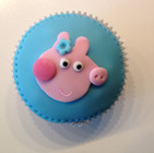 Cupcakes piggy