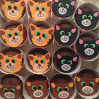 Cupcakes cats