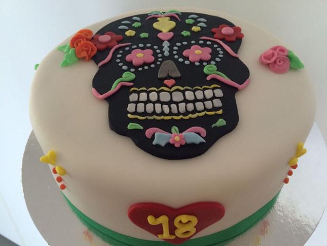 Viva Mexico cake