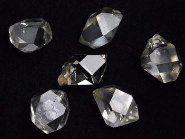 Cristal diamant de Herkimer