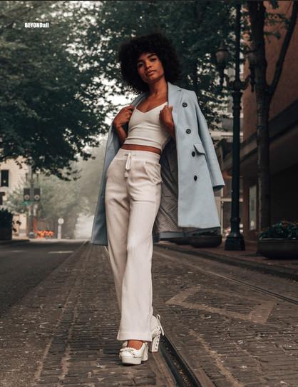 Model: Kalypso Bunt  Featured in BeyondAll Magazine - November 2020  Portland, Oregon, United States  2020