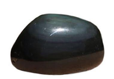 Obsidienne Œil Céleste galet pierre roulée