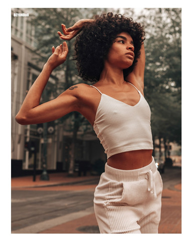 Model: Kalypso Bunt  Featured in BeyondAll Magazine - November 2020  Portland, Oregon, United States  2020