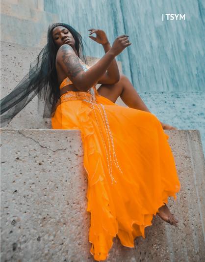 Model: Genie  Featured in TSYM Magazine - December 2020  Houston, Texas, United States  2020