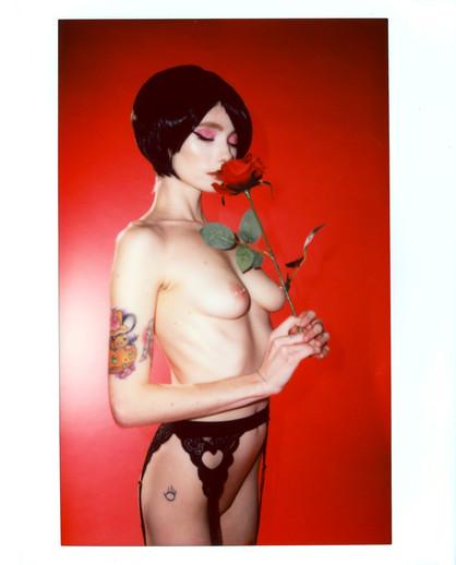 Model: Amanda Withrow