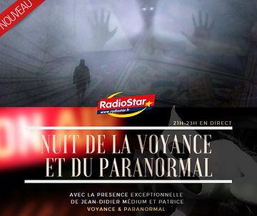 nuit du paranormal