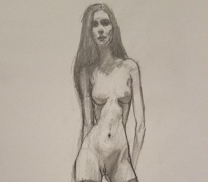 Figure Art Modeling - Group