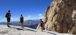 Escursioni in montagna Dolomiti