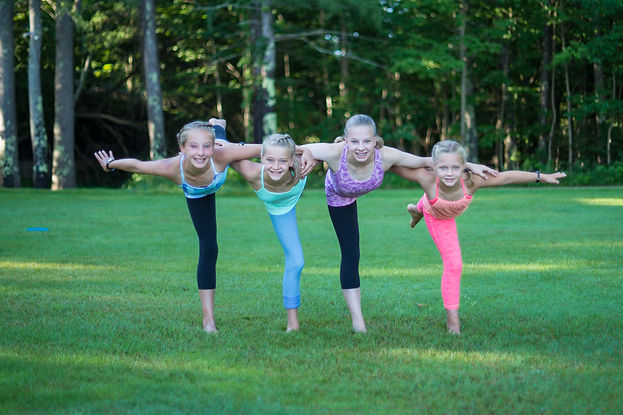 yoga and life skills program for middle school aged girls