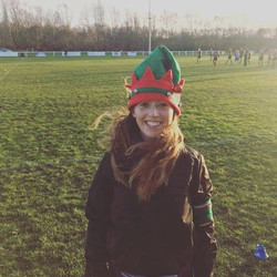 Christmas Spirit for Pitch Side