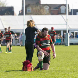 Pitch Side First Aid with Paviors RFC