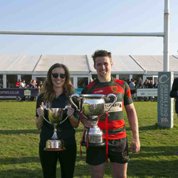 Paviors RFC Double Header Win