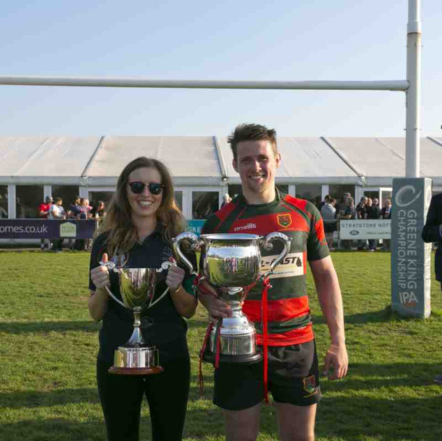 Paviors RFC 2019 Double Header Winners,