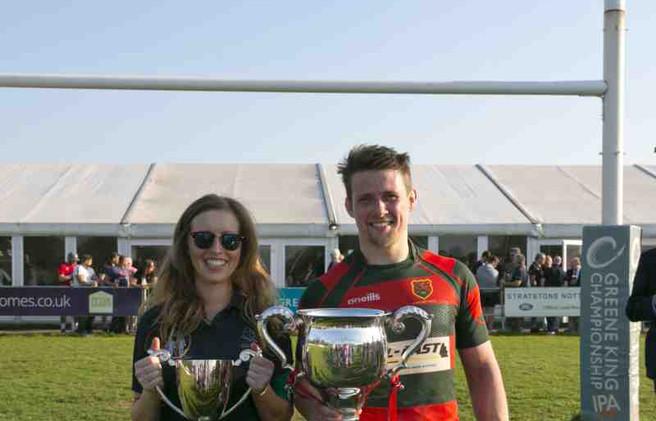 Paviors RFC 2019 Double Header Winners