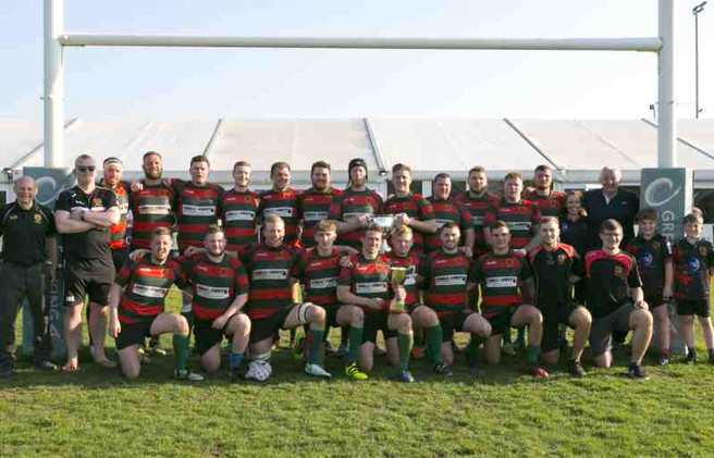 """Paviors RFC """"Best In Nottingham"""" for the"""
