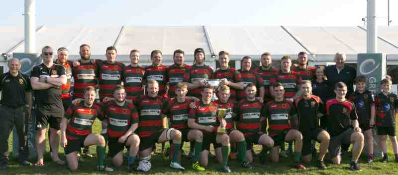 "Paviors RFC ""Best In Nottingham"" for the"