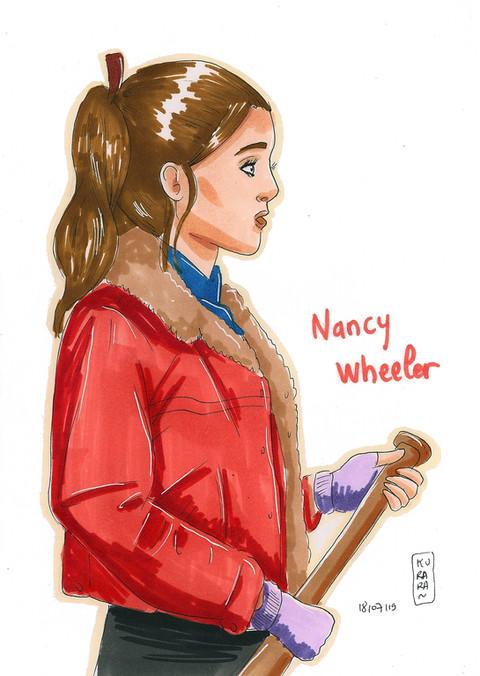 Nancy Wheeler