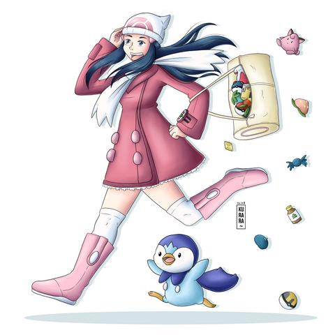Character Design Challenge : Pokémon
