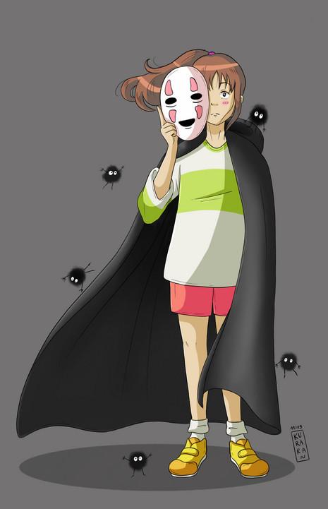 Character Design Challenge : Chihiro