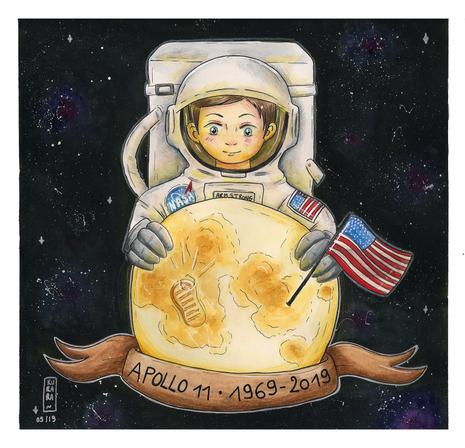 Apollo 11 - Les 50 ans