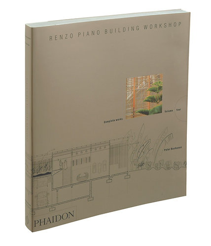 Renzo Piano Building Workshop: Complete Works: v. 4