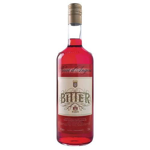 Rossi d'Angera, Bitter Aperitif - Unmistackable red 25.0% 100cl
