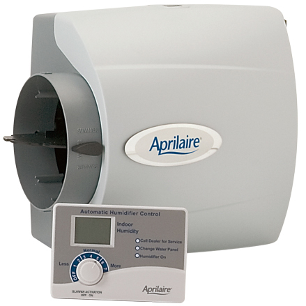 Aprilaire Model 600 Humidifier