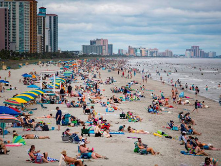 Traveling to New York from South Carolina? You'll now have to quarantine