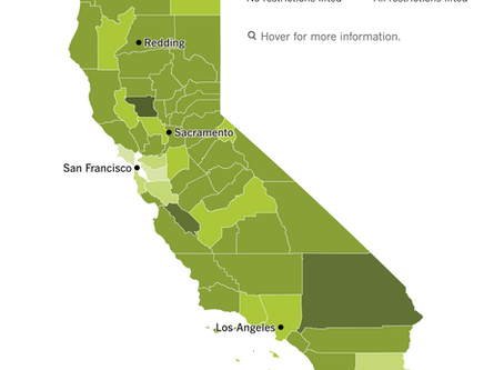 Which California counties are reopening?