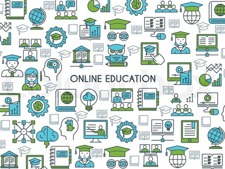 BENEFITS OF ONLINE EDUCATION                                     By Astha Maini