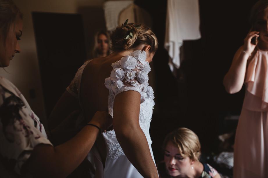 MY FIRST WEDDING DRESS