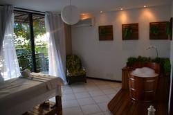Sala de terapia Aqua