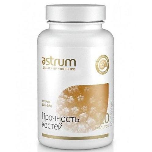 Astrum Bone-Aid Прочность костей, 120 табл