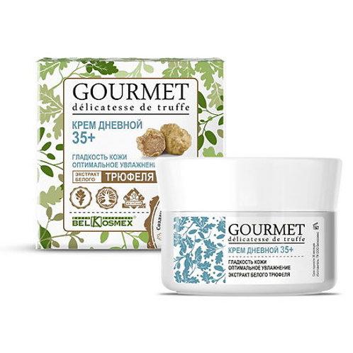 BelKosmex Gourmet Крем Дневной 35+ гладкость кожи экстракт белого трюфеля, 48г