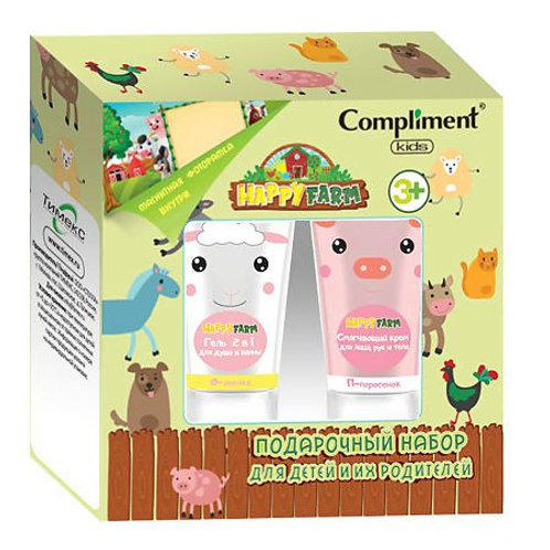 Compliment Kids happy farm Подарочный набор, №1163