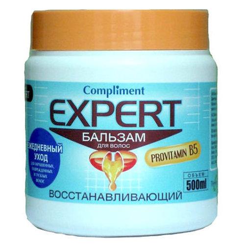 Compliment Expert Бальзам для волос Ежедневный уход, восстанавливающий 500мл