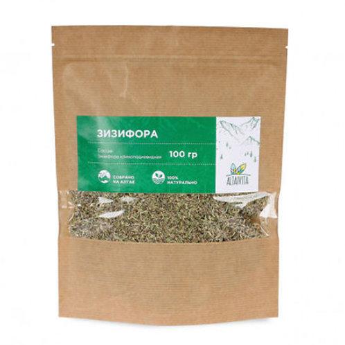 Altaivita Зизифора клиноподиевидная трава, 100 г