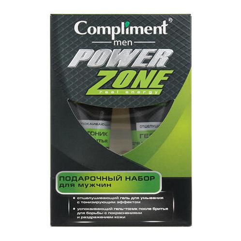 Compliment Подарочный набор №1690 Men Power RealEnergy, 1 уп.