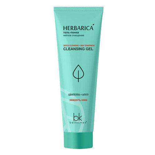 BelKosmex Herbarica Гель-пенка мягкое очищение, 80 мл