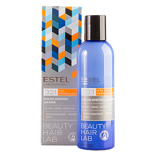 Estel Beauty Hair Lab Бальзам-антистресс для волос, 200 мл
