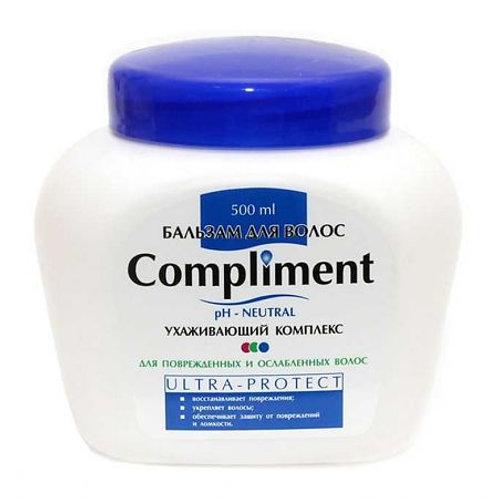 Compliment Бальзам для жирных волос ANTI-GREASE, 500мл