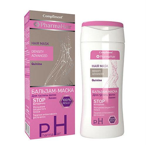 Compliment PharmaHair Бальзам-маска для густоты волос, 200мл