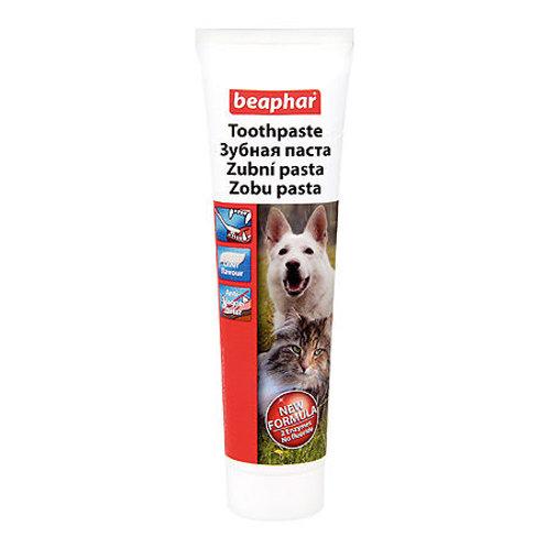 Beaphar Зубной гель со вкусом печени для собак и кошек, 100г