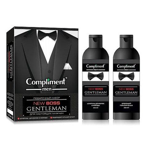 Compliment Подарочный набор №1770 Men New Boss Gentleman, 1 уп.