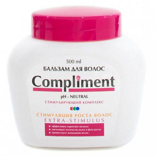 Compliment Бальзам для стимуляция роста волос EXTRA-STIMULUS, 500мл