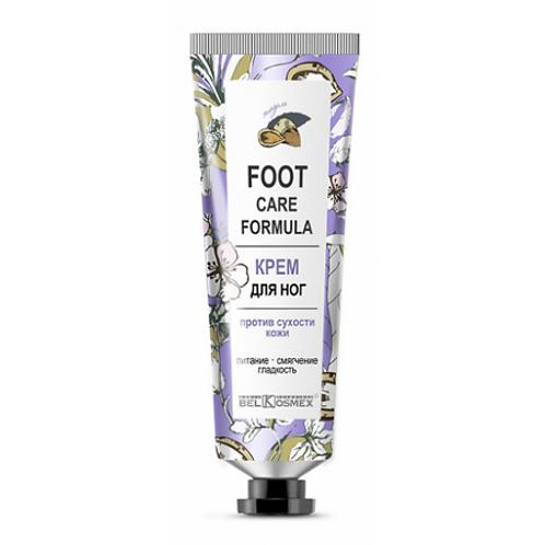 BelKosmex Foot Care Formula Крем д/ног против сухости кожи Питание, Смягчение,..