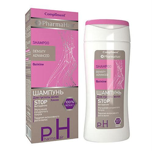 Compliment PharmaHair Шампунь для густоты волос, 200мл