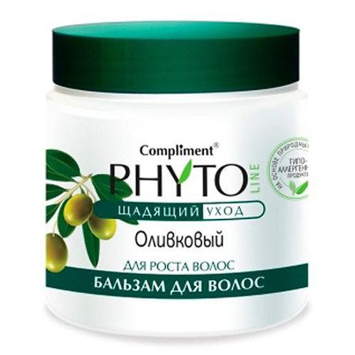 Compliment Phyto Line Бальзам для волос, олива 500мл