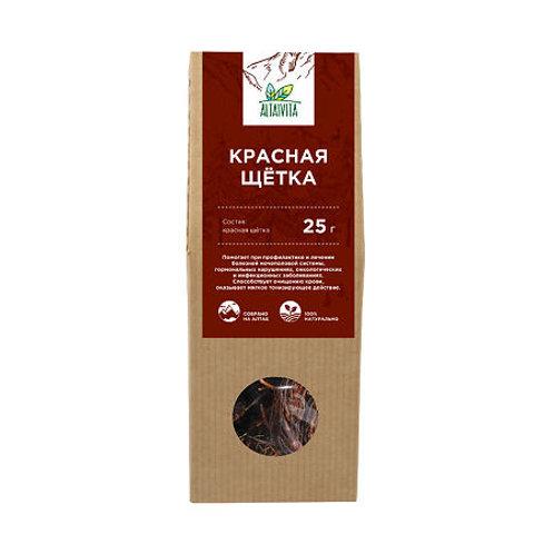 Altaivita Красная щетка  трава, 25 г